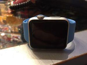 Apple Watch series 1 42mm sport in new condition