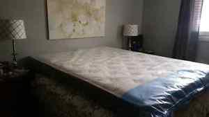 Brand New mattresses FREE delivery,double mattress 200$