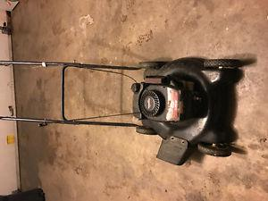 For Sale: Gas Powered Lawnmower