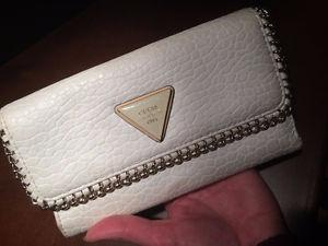 Genuine Guess purse with matching wallet