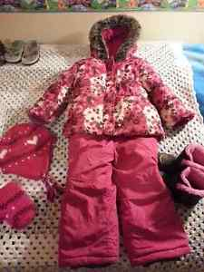 Girls Snow Suit
