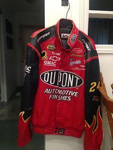 Jeff Gordon leather jacket