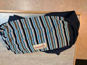 Kanga sling baby carrier