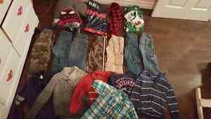 Kids clothing lot - size 5