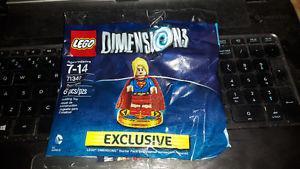 LEGO Dimensions Super Girl Figure