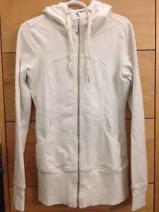 Lululemon Ladies Sweater Hoodie Jacket Size 8