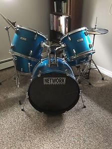 Network Drum Set