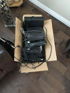 SHAW PVR AND INTERNET BOXES