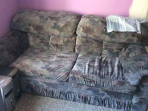 Sofa bed and Chair for sale