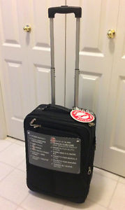 Swiss Gear Official Size Carry-on suitcase - never used