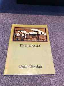 The Jungle by Upton Sinclair - FOOD