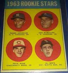 baseball rookie stars