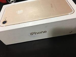 brand new iPhone 7 (iCloud locked)