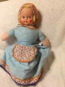 's Topsy Turvy Knickerbocker Happy/Sad Doll