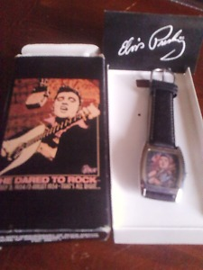 50th Anniversary Elvis Presley watch