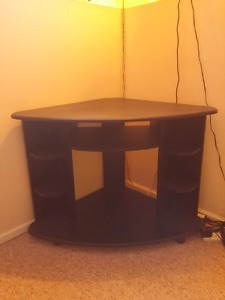 Almost new TV stand for SALE.