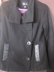 Black coat for sale