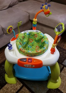 Bright Starts Bounce Bounce Baby Exersaucer