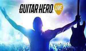 Guitar Hero Live Xbox One with Guitar