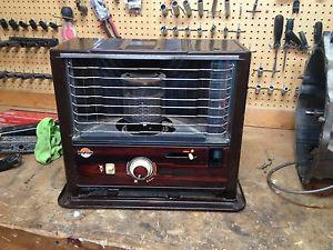 Ice shack heater!