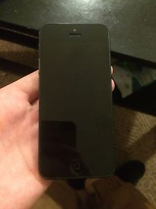Locked IPhone 5