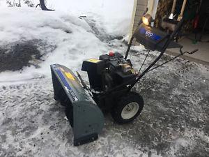"MTD 10.5 hp, 30"" cut Snowblower"