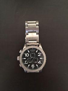 Men's Nixon  chronograph watch