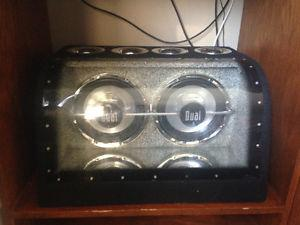 Subs & Amp Combo