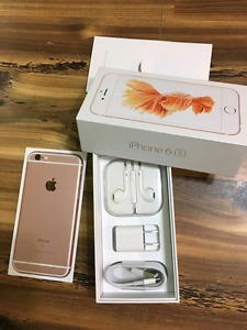 iPhone 6s 32gb MTS phone in brand new condition