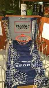 wall mounted basketball game