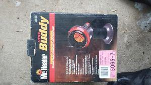 $75 Little Buddy propaine heater