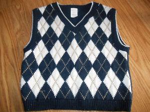 Boys Sweater Vest Size 4 $6