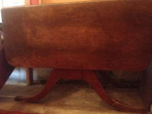 Duncan Phife Antique Table and Chair Set