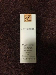 Estée Lauder lotion sample