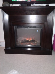 Fire place will sell for 225 if sold today.