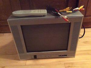 "Free Toshiba 14"" TV"