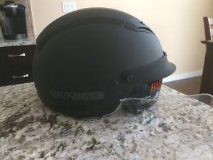 Harley Davidson 1/2 Helmet (NEW)