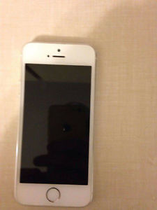 IPhone 5S. Like new condition