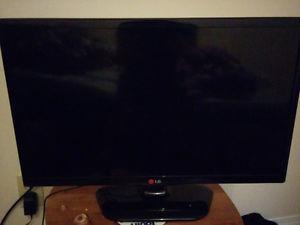 LG flat screen