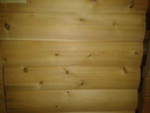 Log Cabin Siding for Sale
