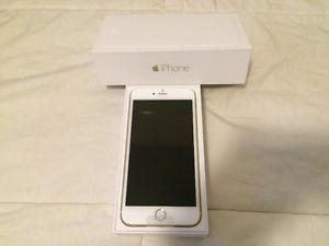 New iPhone 6 Plus 64GB Gold