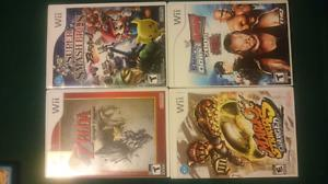 PPU - Wii Games - Complete