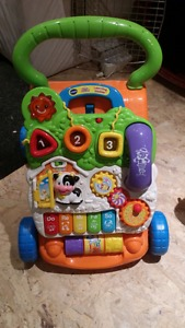 Sit to Stand Vtech Learning Walker