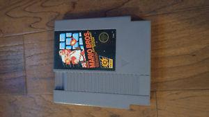 Super Mario Bros. Nintendo Game