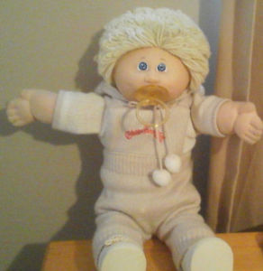 Vintage Cabbage Patch outfit