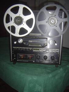 Vintage Teac X-R Reel to Reel Tape Player