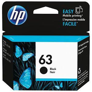 Wanted: Looking for black HP 63 Ink Cartriges