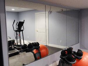 Wanted: WANTED: Mirrors for home gym / full length mirrors