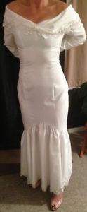 Wedding Dress - Hand Made