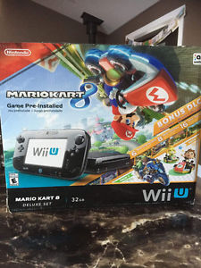 Wii U Mario Kart Deluxe